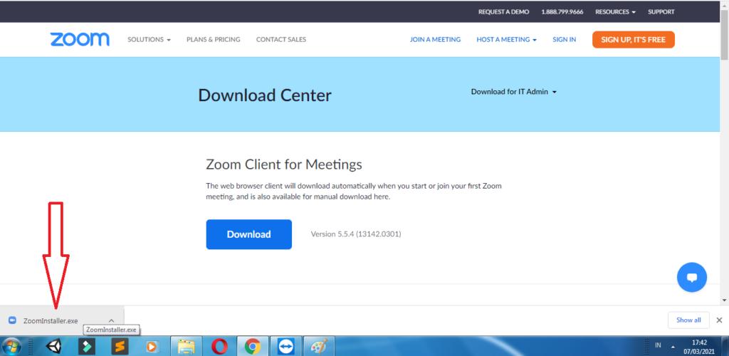 Cara Mudah Download dan Instal Zoom Terbaru 2021
