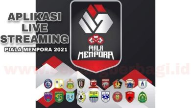 5 Aplikasi Live Streaming Piala Menpora 2021