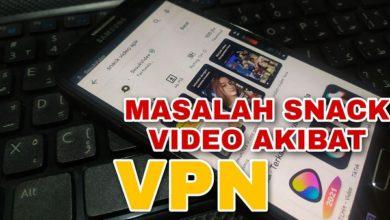 Apa Akibat Membuka Snack Video dengan VPN