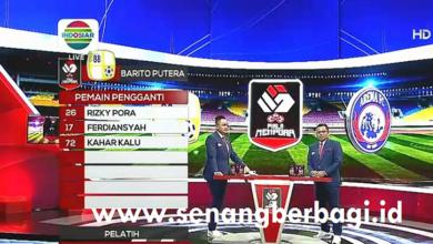 Situs Live Streaming Piala Menpora 2021