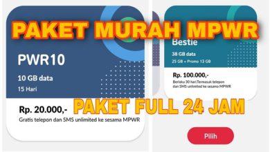 Tips Membeli Paket Murah MPWR Terbaru 2021
