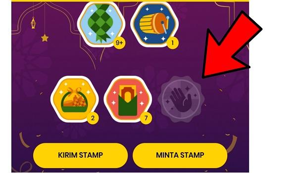 Cara Mendapatkan Stamp SilaTurahmi Tangan dari Aplikasi Bukukas