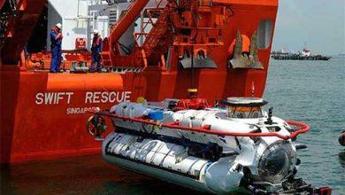 Teknologi Untuk Deteksi Kapal Tenggelam di dasar Laut