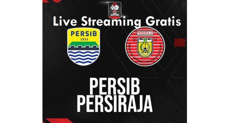 Link Live Streaming Persib Vs Persiraja Piala Menpora 2021
