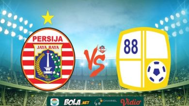 Live Streaming Gratis Persija Vs Barito Putera Piala Menpora 2021
