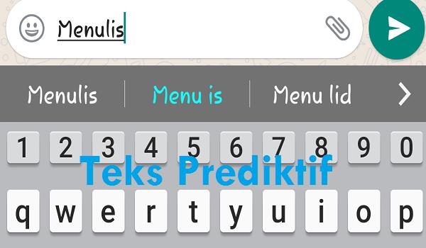 Cara Menonaktifkan Teks Prediktif Hp Android