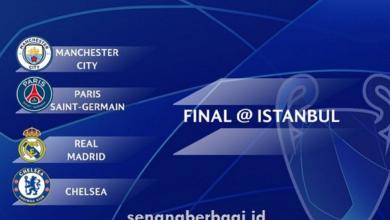 Situs Live Streaming Liga Champions