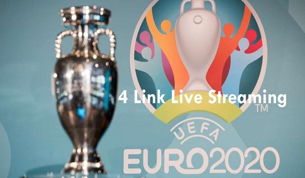 4 Link Live Streaming Piala Euro 2021 Gratis dan Berbayar