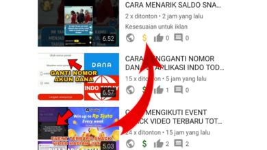 Cara Mengatasi Dollar Kuning Video Youtube