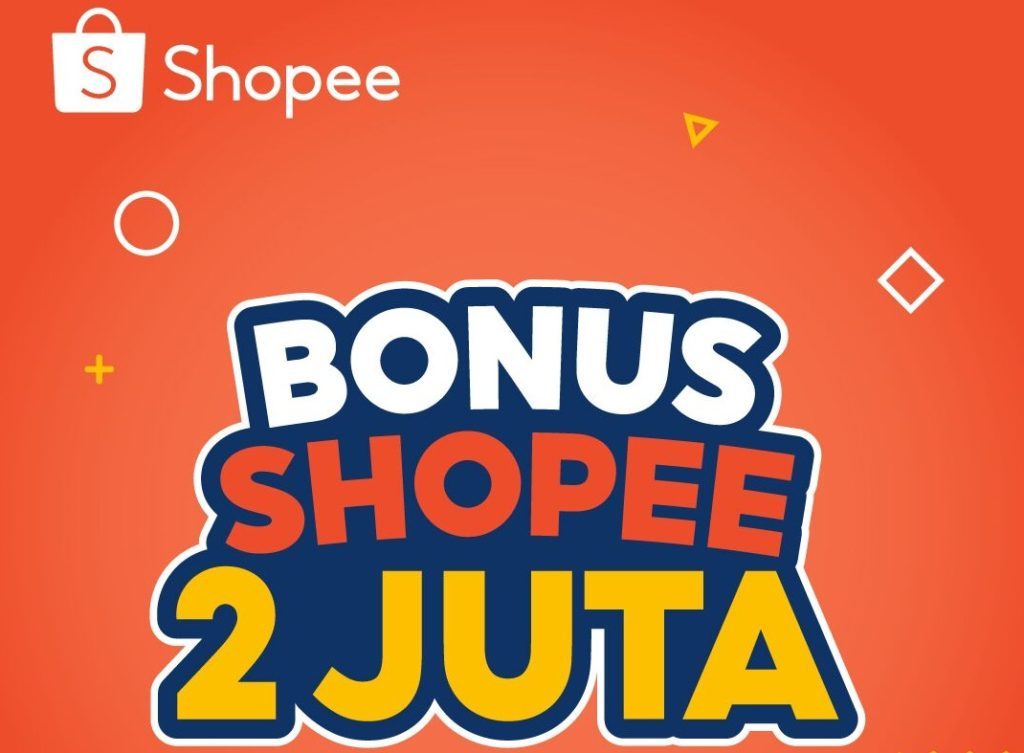 Event Bonus Saldo Shopee 2 Juta