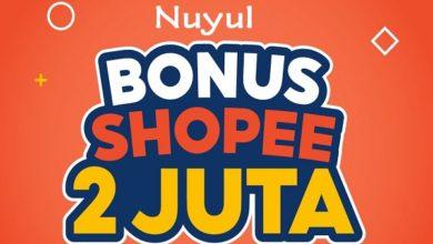 Trik Nuyul Bonus Shopee 2 Juta Aman dan Membayar