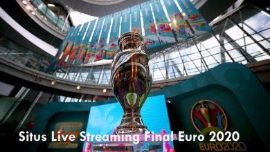 Situs Live Streaming Final Euro 2020