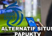 Alternatif Situs Papuk TV untuk Nonton BRI Liga 1