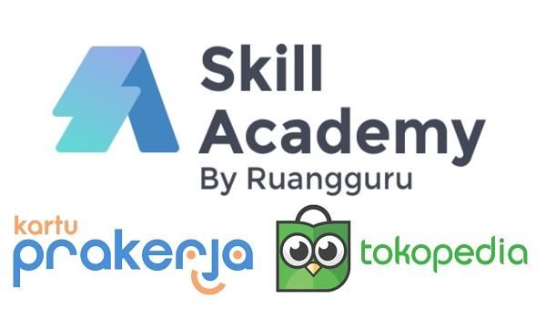 Cara Membeli Pelatihan Prakerja di Situs Skill Academy