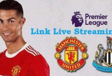 Link Live Streaming Manchester United Vs NewCastle