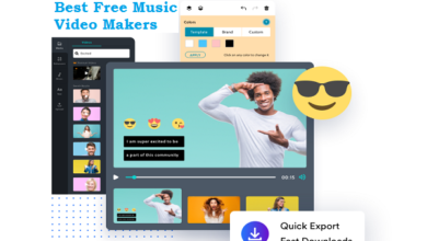 14 Best Free Music Video Makers